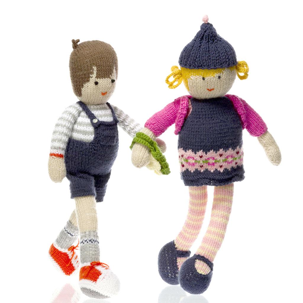 mascota tricotata