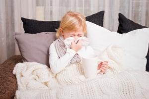 gripa la copii