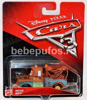 Masinuta metalica Bucsa Disney Cars 3 Mattel