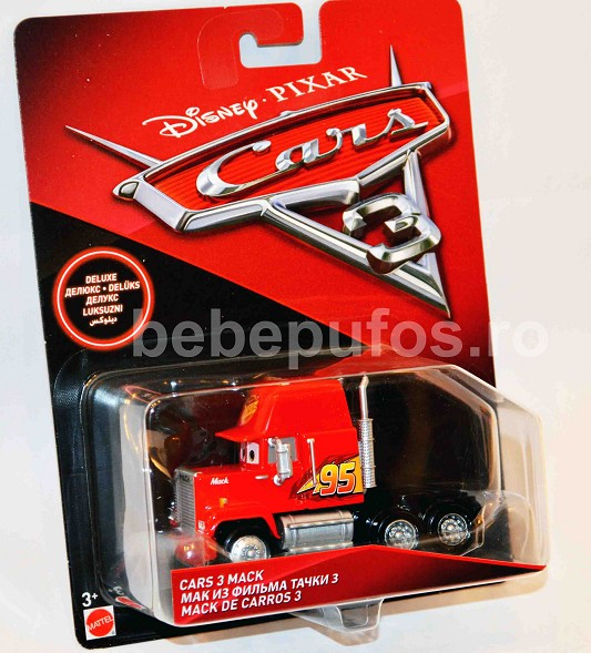 Tir Mack Disney Cars 3 Mattel