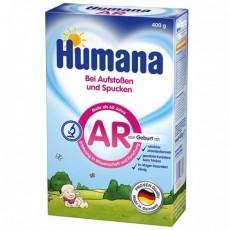 Humana AR Antireflux lapte praf, 400g, de la nastere