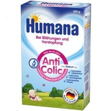 Humana AntiColic, 300g, de la nastere