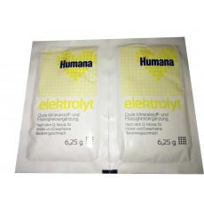Humana Elektrolyt Banane, 2 plic x 6.25g