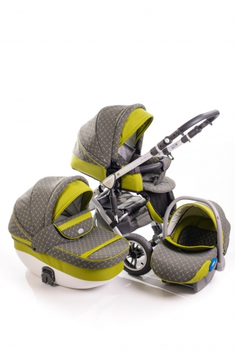 Baby Merc Faster Style 3 in 1
