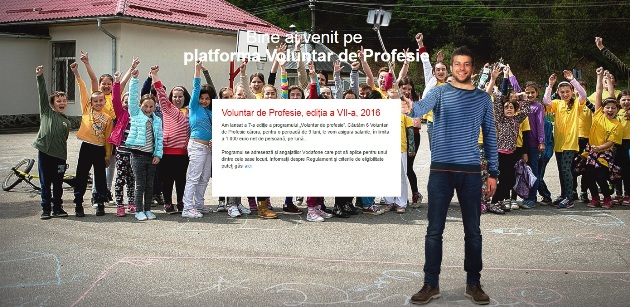 voluntar de profesie