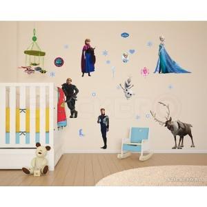 Frozen - Walt Disney - sticker perete copii