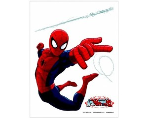 Sticker perete Spiderman2