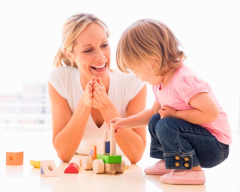 activitate intre mama si copil