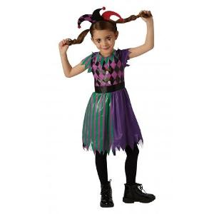 Rubie's Costum de carnaval- Bufonul Arlequin