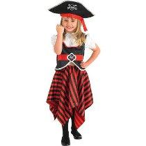Rubie's Costum de carnaval - FETITA PIRAT