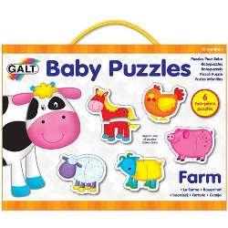 Galt Baby Puzzle: Ferma