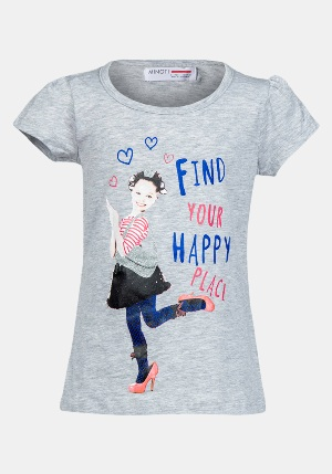 Tricou Happy Place G