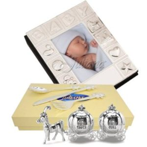 Album tacamuri bucla dintisor set cadou fetita
