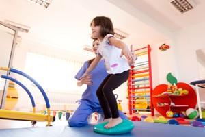 kinetoterapie pediatrica
