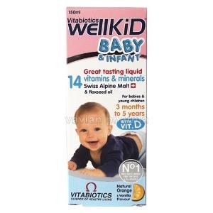 sirop wellkid