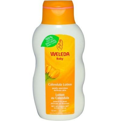 Lotiune de corp pentru copii Weleda Baby Calendula