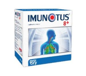 IMUNOTUS 8+, plicuri