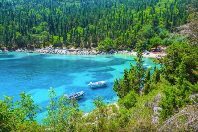 Kefalonia, Grecia