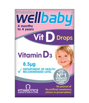 Wellbaby Vitamina D