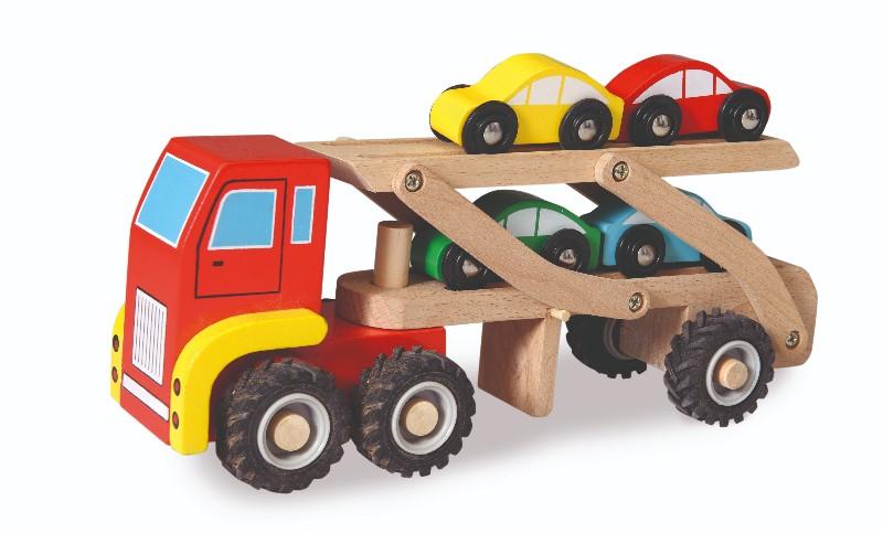 Camion cu mașini, Egmont