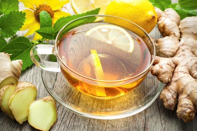 ceai de ghimbir in sarcina