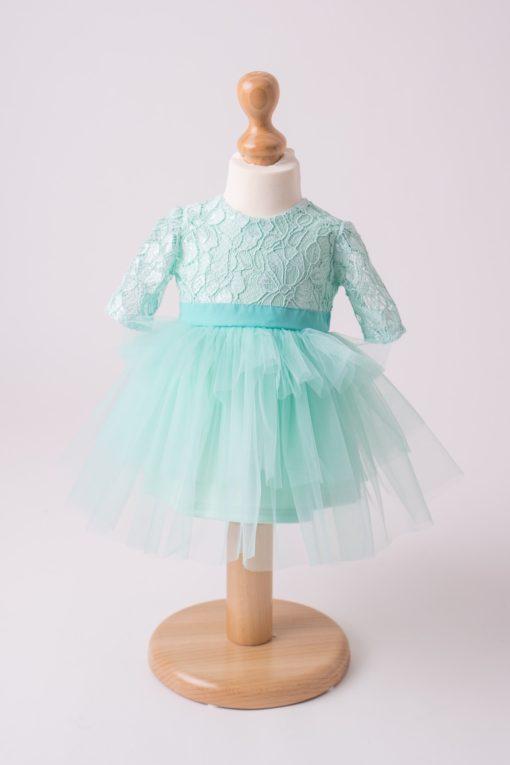 "Rochia ""Mint Drop Dress"""