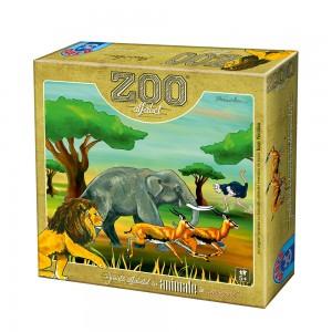 Joc Românesc - Zoo Alfabet