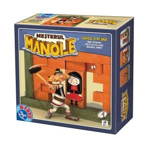 Joc Românesc - Meșterul Manole