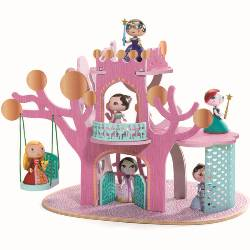 Djeco Castelul-copac macheta 3D Arty toys