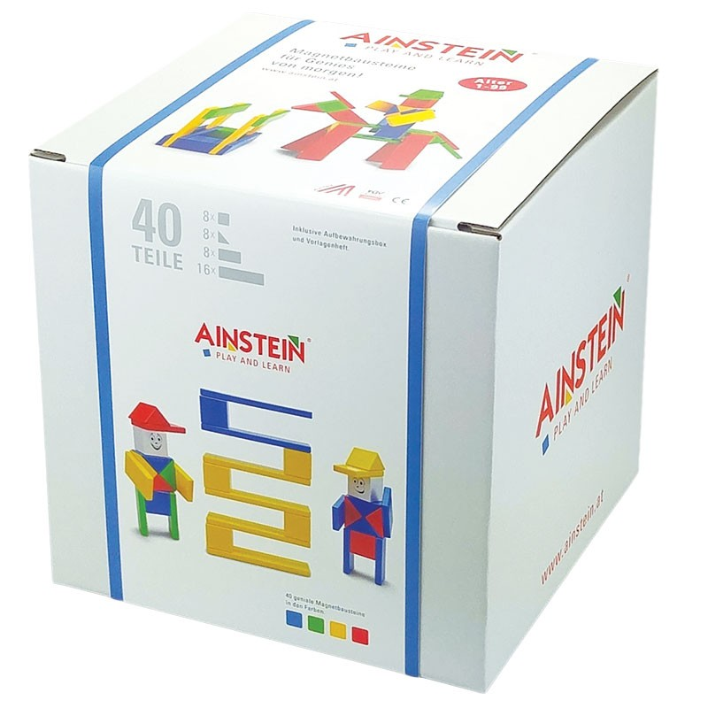 AINSTEIN 40 - Builder