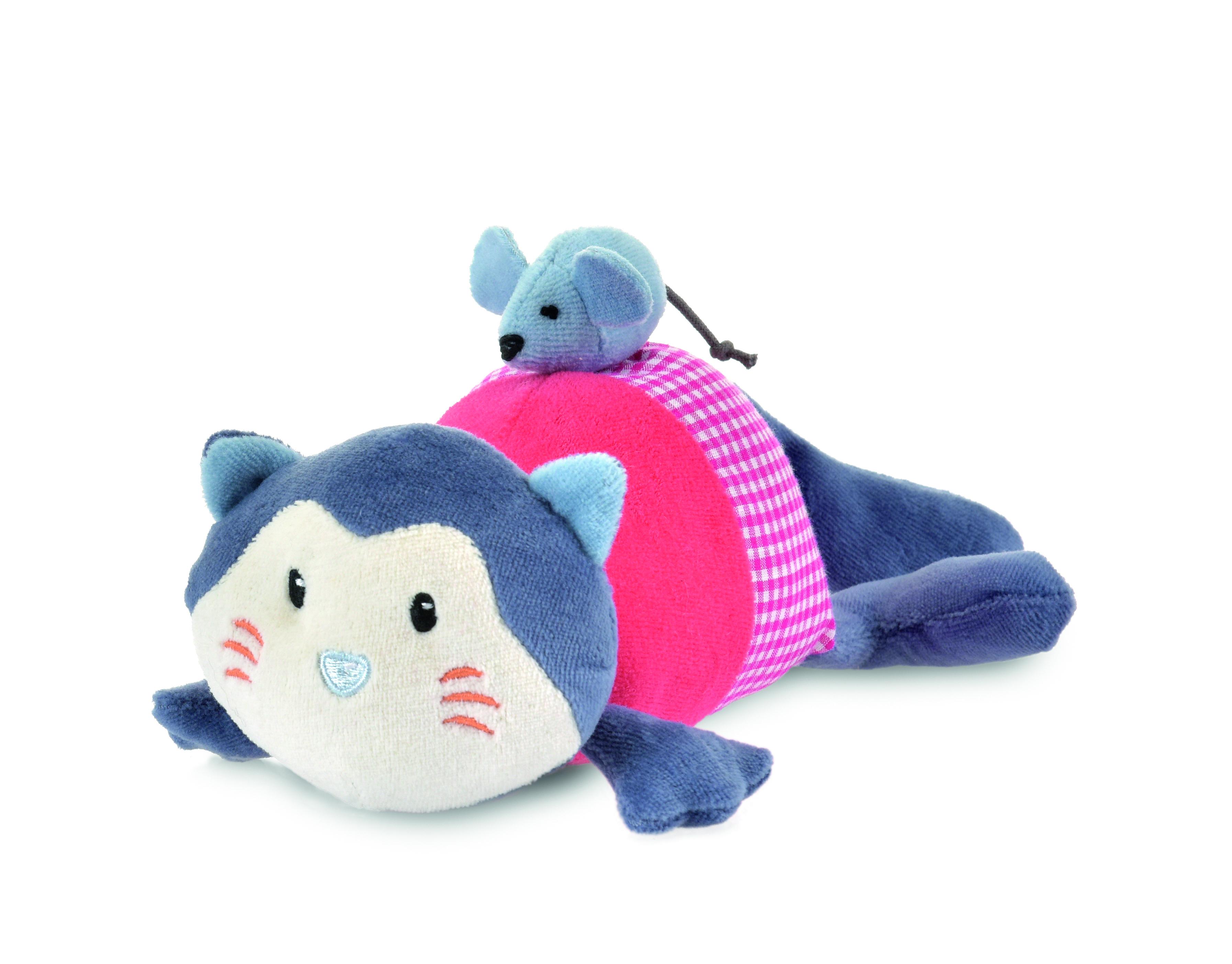 Jucărie muzicală pisica Diego, Egmont