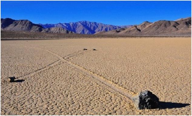 pietre desert