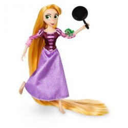 Papusa Rapunzel - Before ever after