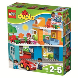 lego duplo - my town
