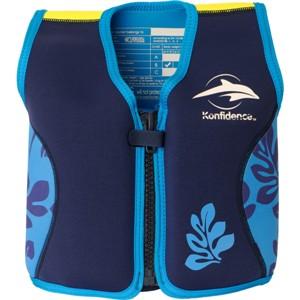 Vesta inot cu sistem de flotabilitate ajustabil Original Blue