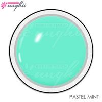 Geluri Colorate Unghii, Producator Royal Femme, Culoare Pastel Mint, Geluri Profesionale Unghii Royal Femme
