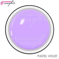 Geluri Colorate Unghii, Producator Royal Femme, Culoare Pastel Violet, Geluri Profesionale Unghii Royal Femme