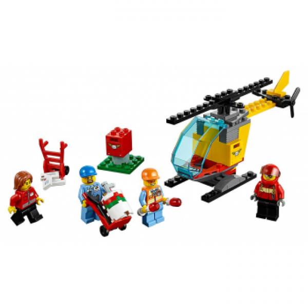 Aeroportul Starter Set - Lego