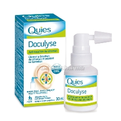 DOCULYSE - spray auricular