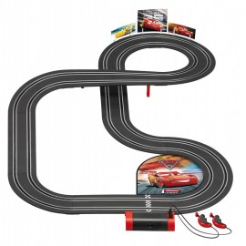 Circuit Fulger McQueen si Cruz Ramirez Cars 3 Carrera First 3,5 m