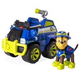 Set de joaca Chase Cercetas si masina de politie Patrula Catelusilor