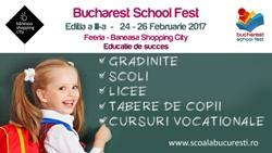 bucharest school fest