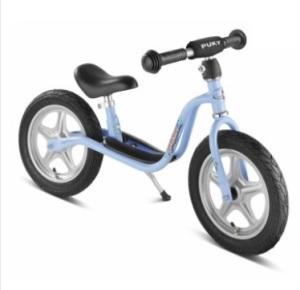 Bicicleta de copii fără pedale Puky LR 1L oceanblue