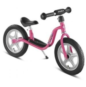 Bicicleta de copii fără pedale Puky LR 1L pink