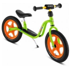 Bicicleta de copii fără pedale Puky LR 1L kiwi