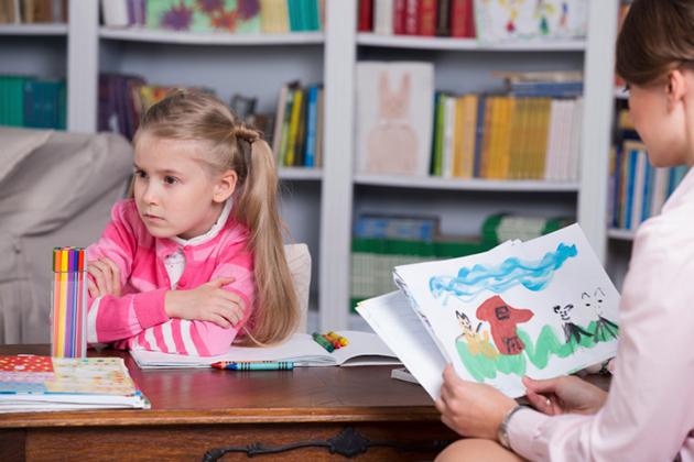 Cu copilul la psiholog