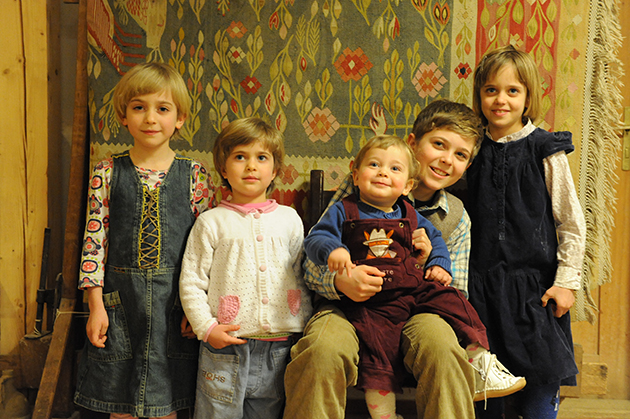 familia Scripcariu