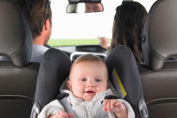 Scaunul de masina pentru copil