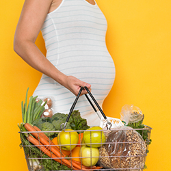 graviduta urmeaza un stil de viata sanatos