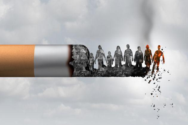 daca fumezi nu ai voie sa stai langa copilul meu